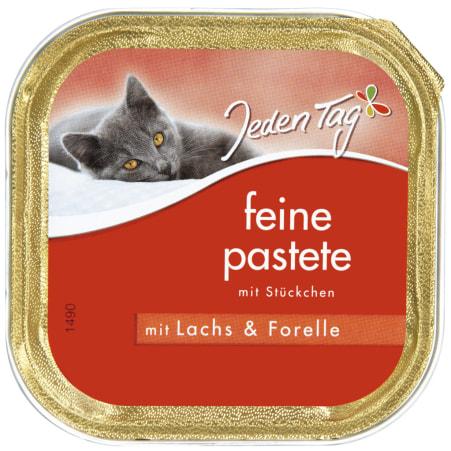 Jeden Tag Feine Pastete Lachs & Forelle