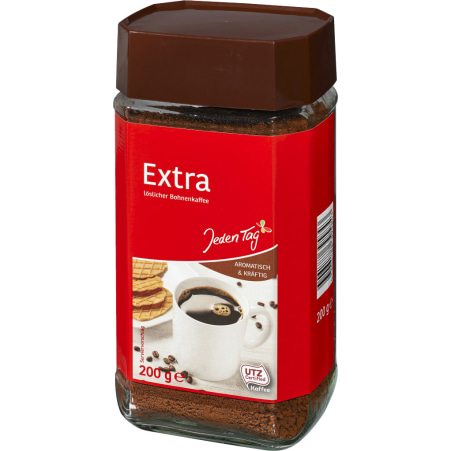 Jeden Tag Instant Kaffee Extra