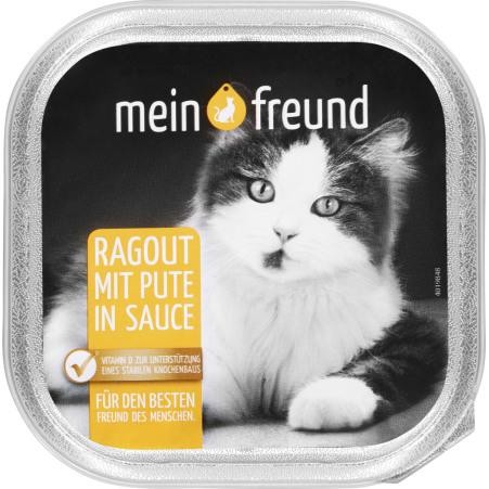 Mein Freund Ragout Pute in Sauce