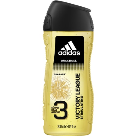 Adidas 3 in 1 Pflegedusche Duschgel Victory League