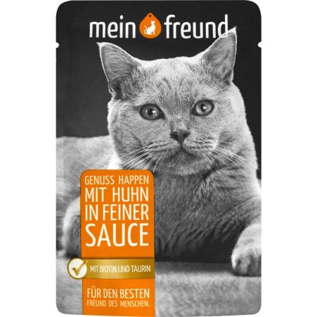 Mein Freund Huhn in Sauce