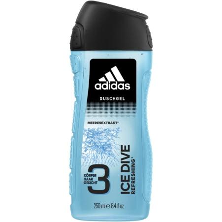 Adidas 3 in 1 Ice Dive Duschgel