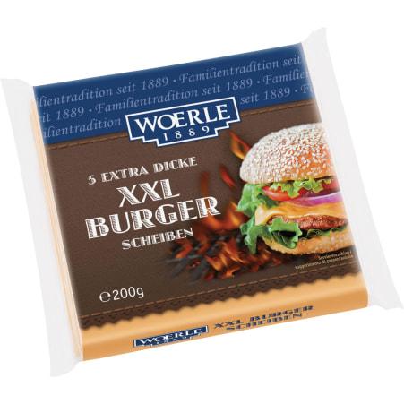Woerle XXL Burger Scheiben