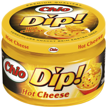 Chio Käse Dip Hot Cheese