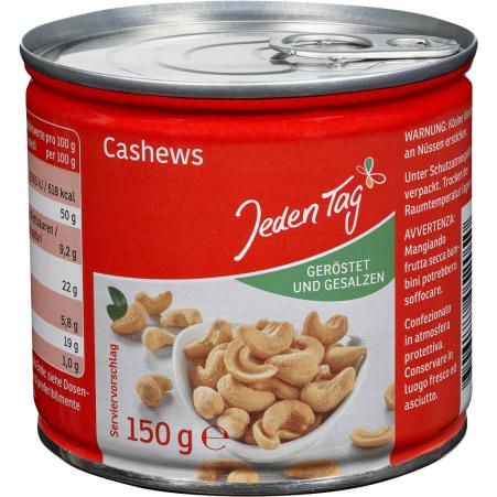 Jeden Tag Cashews