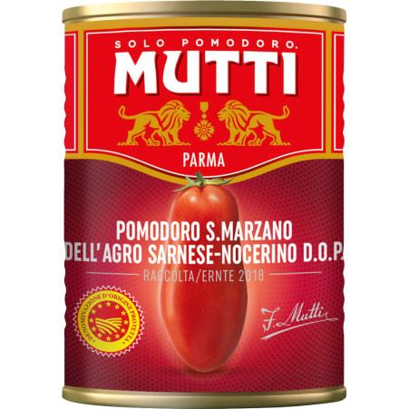 MUTTI Tomaten geschält San Marzano