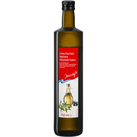 Jeden Tag Griechisches Natives Olivenöl Extra