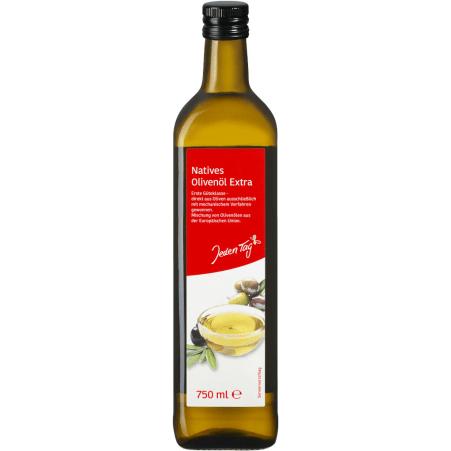 Jeden Tag Natives Olivenöl Extra
