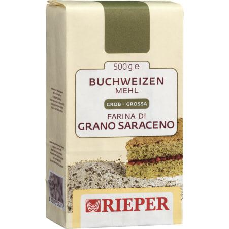 A. RIEPER AG/SpA Buchweizenmehl grob