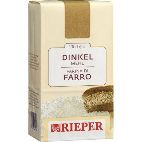 A. RIEPER AG/SpA Dinkelmehl