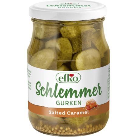 efko Schlemmergurken Salted Caramel