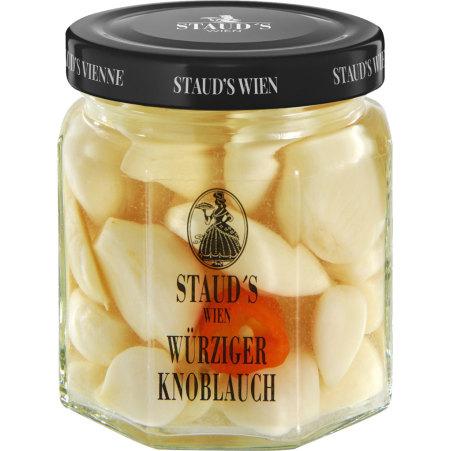 STAUD'S Würziger Knoblauch