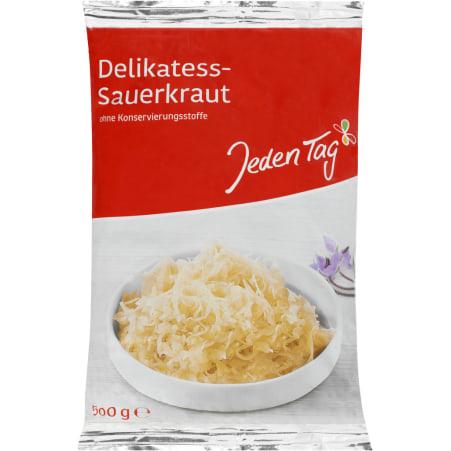 Jeden Tag Sauerkraut aus Österreich