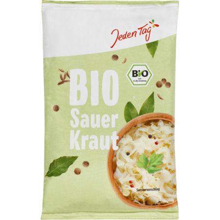 Jeden Tag Bio Sauerkraut