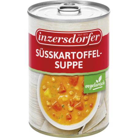 Inzersdorfer Süßkartoffelsuppe