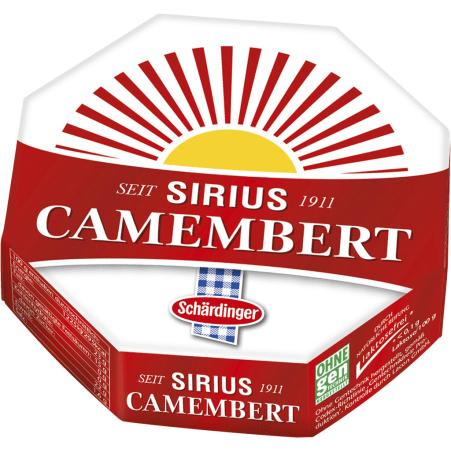 Schärdinger Camembert 45% 100 gr