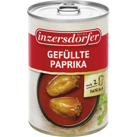 Inzersdorfer Gefüllte Paprika