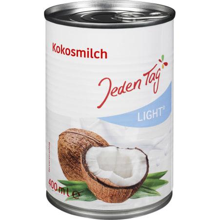 Jeden Tag Kokosmilch light