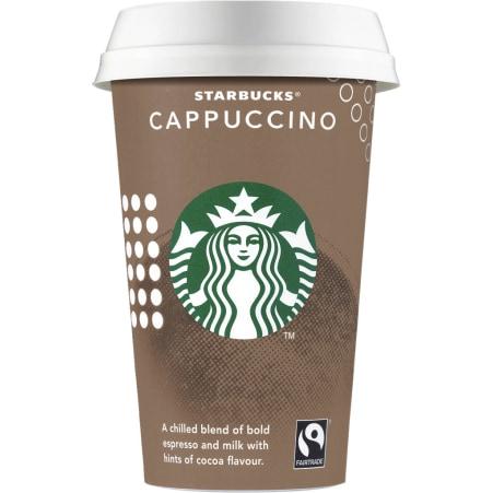 Starbucks Cappuccino 0,22 Liter