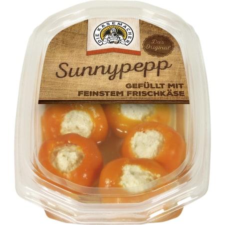 Die Käsemacher Sunnypepp mit Frischkäse