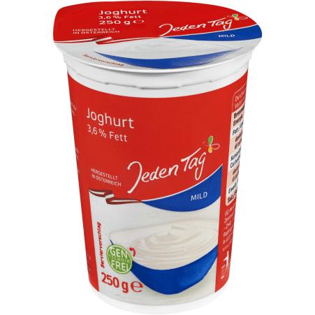 Jeden Tag Naturjoghurt 3,6%