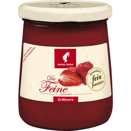 Julius Meinl Die Feine Erdbeere naturrein