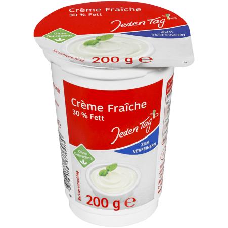 Jeden Tag Creme Fraiche 30%