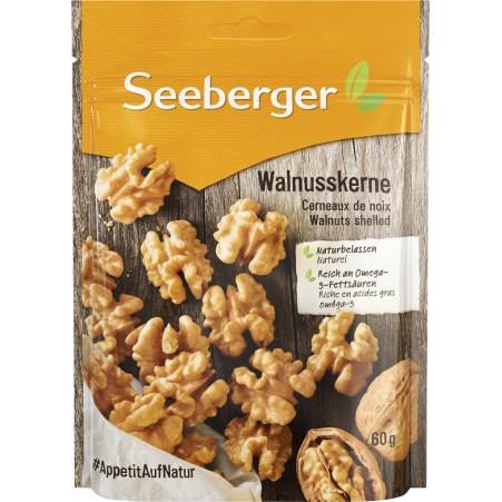 Seeberger Walnusskerne 60 gr