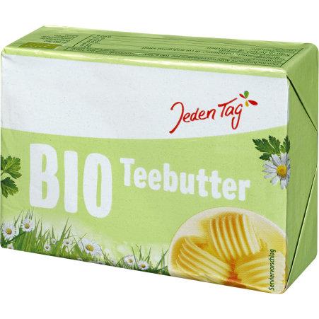 Jeden Tag Bio Teebutter aus Österreich