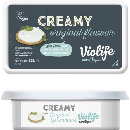 Violife Creamy original flavour 100% vegan