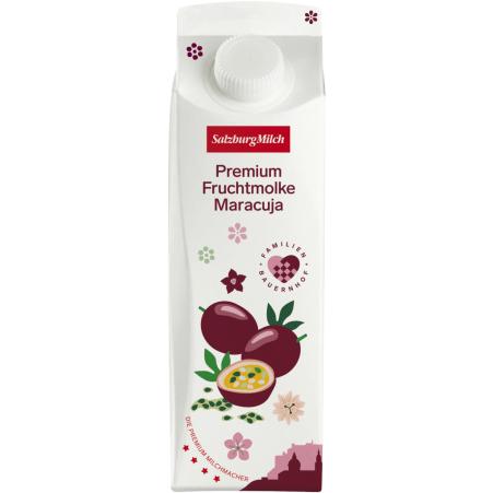 SalzburgMilch Premium Fruchtmolke Maracuja