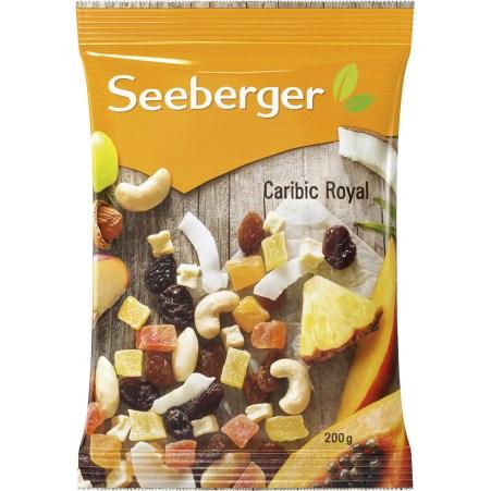 Seeberger Trockenfrucht-Mix Caribic Royal