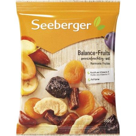 Seeberger Trockenfrucht-Mix Balance-Fruits