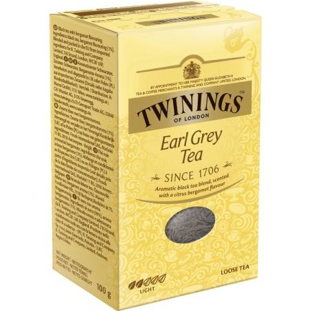 Twinings of London Earl Grey Tea 100 gr