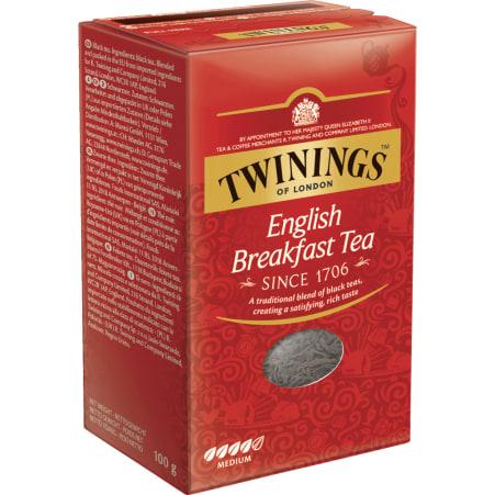 Twinings of London English Breakfast Tea