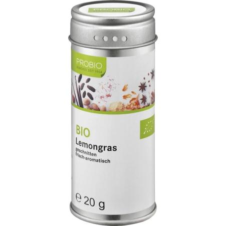 PROBIO Bio Lemongras geschnitten