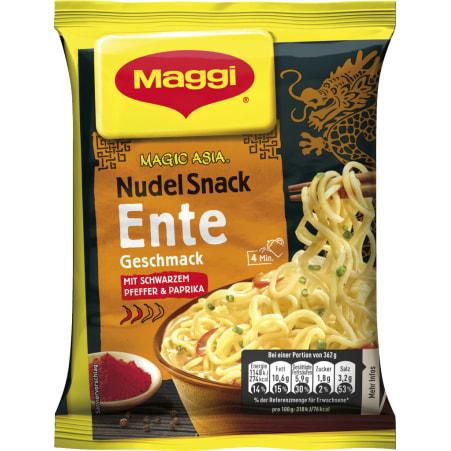 MAGGI Magic Asia Nudel Snack Ente