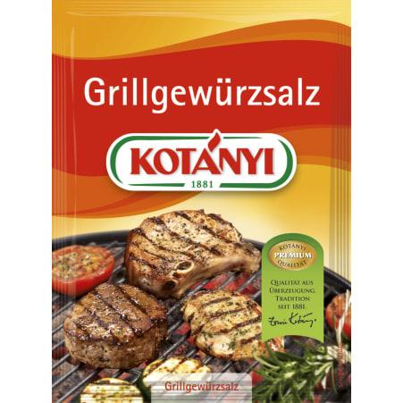 Kotányi Grillgewürzsalz 42 gr