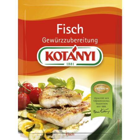 Kotányi Fisch Gewürzmischung