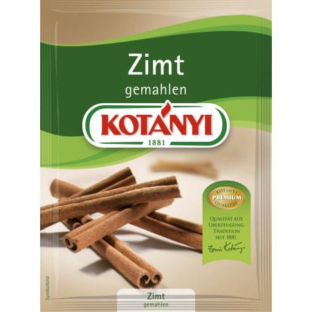 Kotányi Zimt gemahlen 25 gr