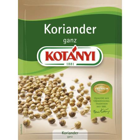 Kotányi Koriander gemahlen