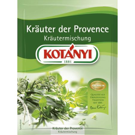 Kotányi Kräuter der Provence
