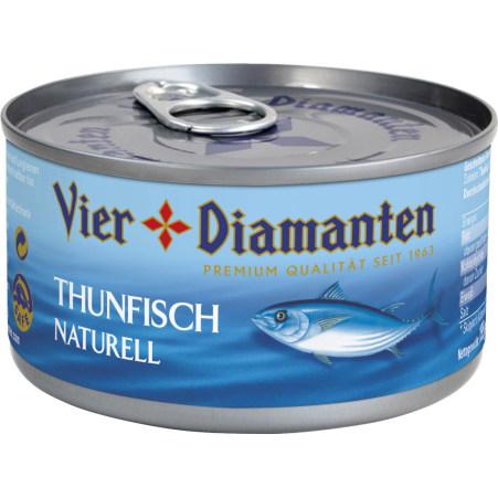 4-Diamant Thunfisch naturell