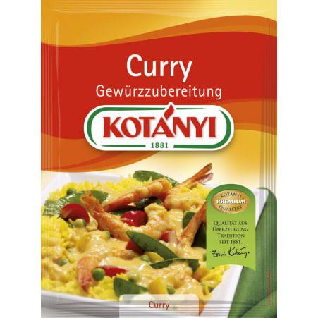 Kotányi Curry Gewürzmischung