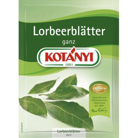 Kotányi Lorbeerblätter ganz