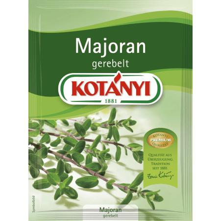 Kotányi Majoran gerebelt 5 gr