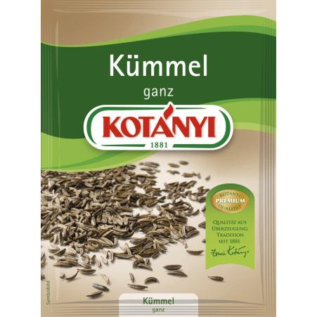 Kotányi Kümmel ganz 32 gr