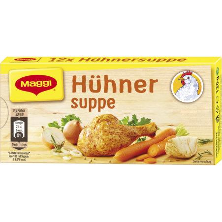 MAGGI Hühnersuppe Würfel