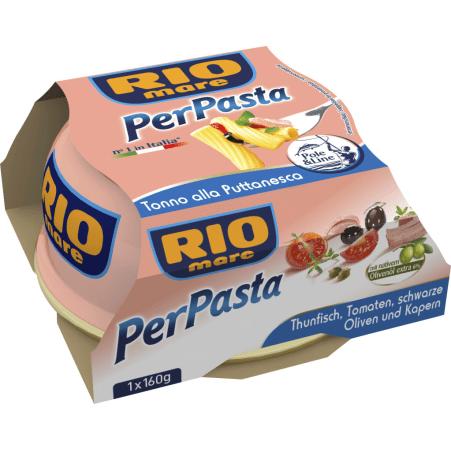 Rio Mare Per Pasta alla Puttanesca