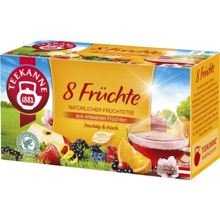 TEEKANNE 8 Früchte Früchtetee